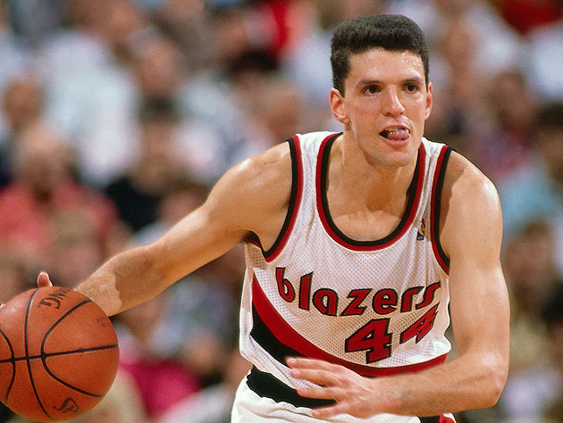Drazen-Petrovic-never-got-the-chance-to-break-loose-in-Portland.-Andrew-D.-Bernstein-NBA-Getty-Images