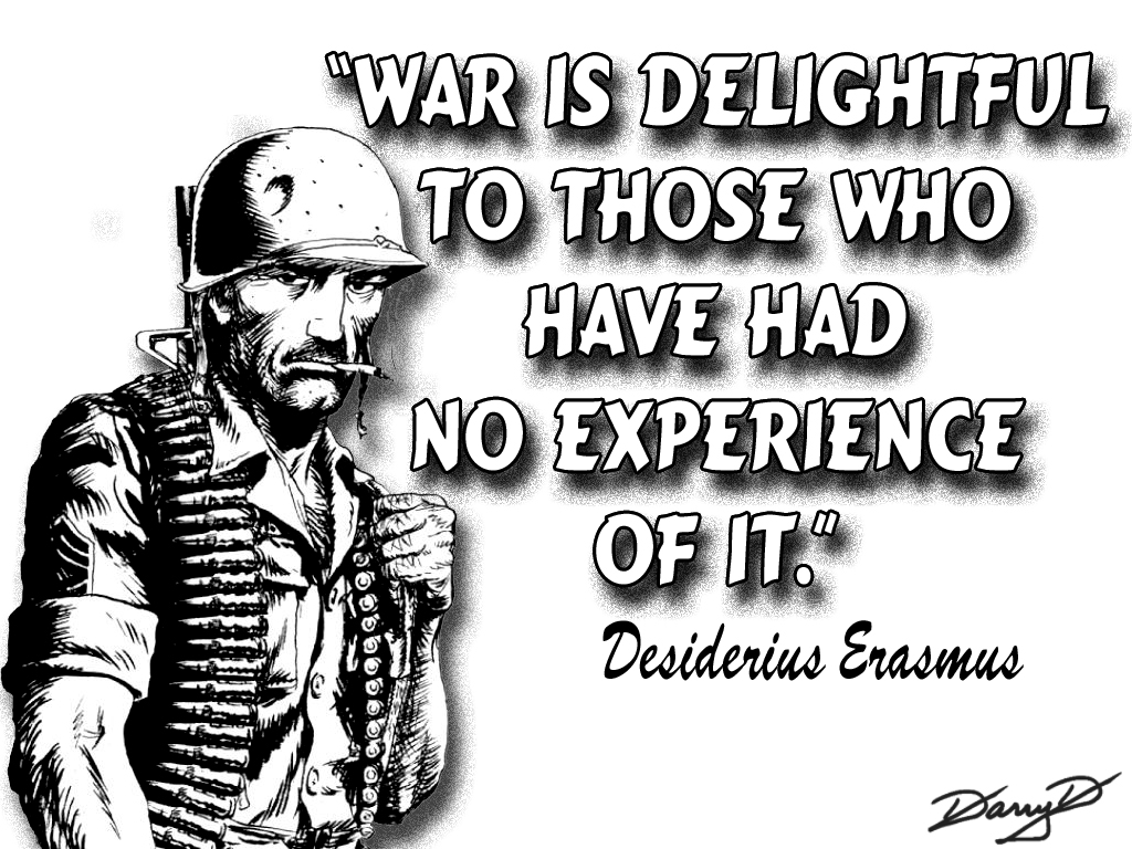 Quotes About War 11 Awesome Quotes About War And Its Catastrophic Effects