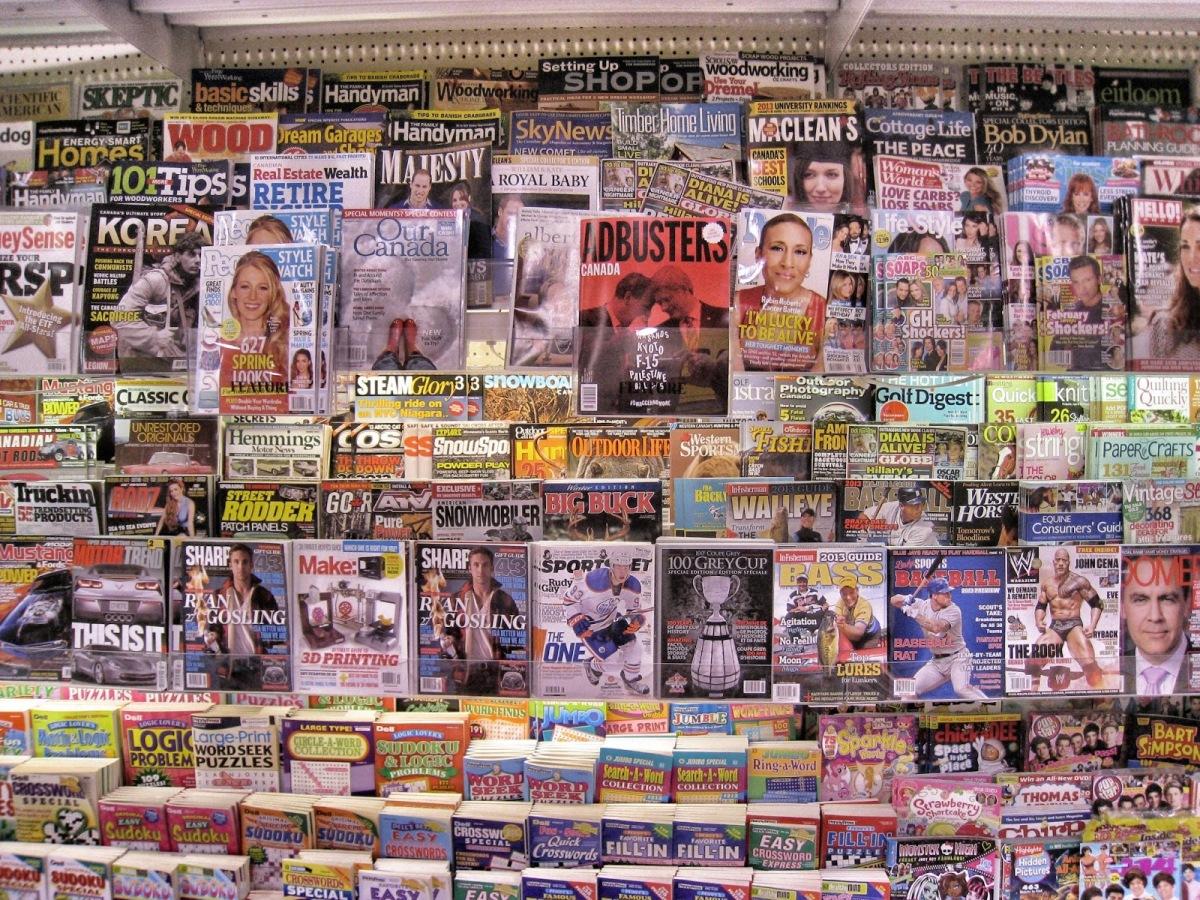 magazine-rack