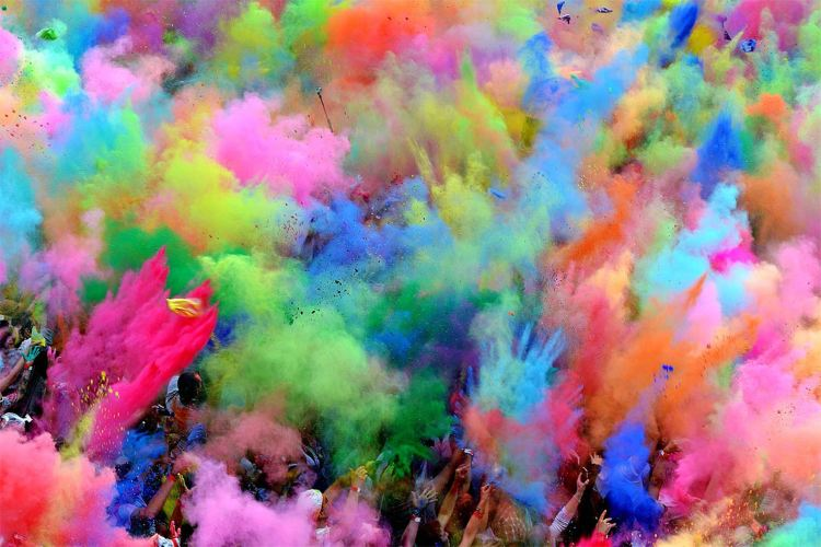 Holi 2014 HD Wallpaper