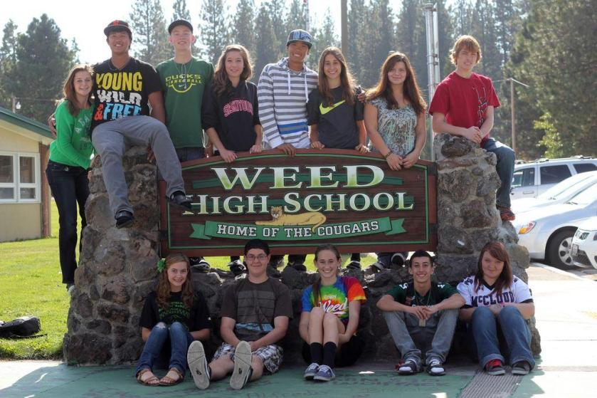 Weed-High-School-homecoming-2012-royalty