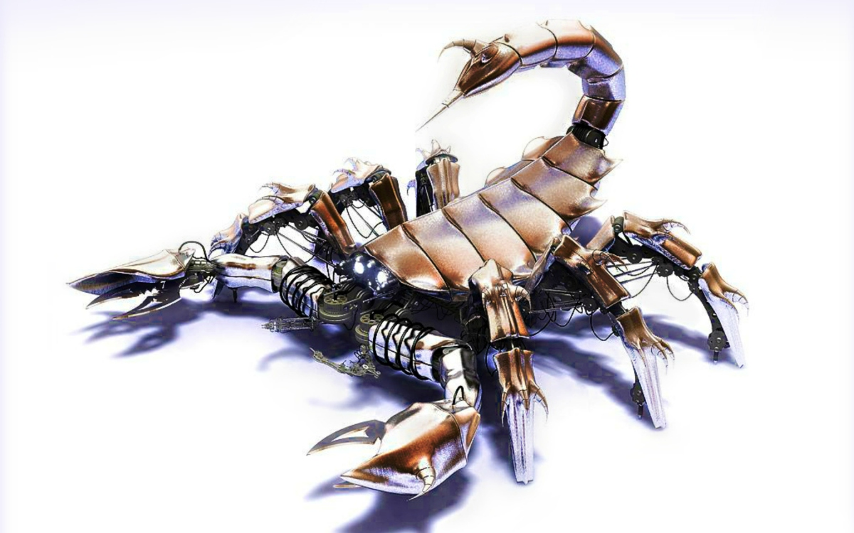 Scorpion-Robot-HD-Wallpapers